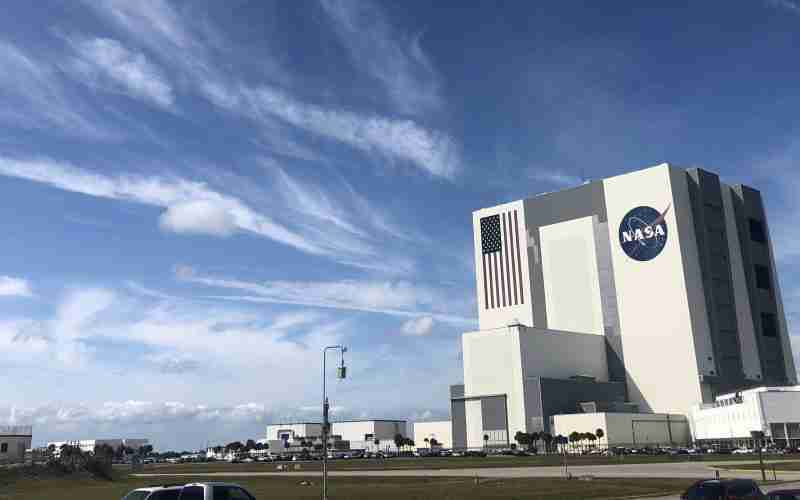 NASA Assembly Building