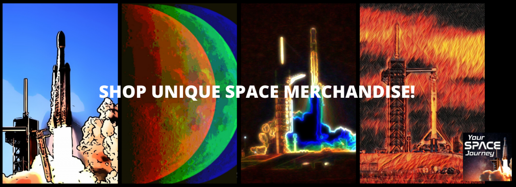Space merch store