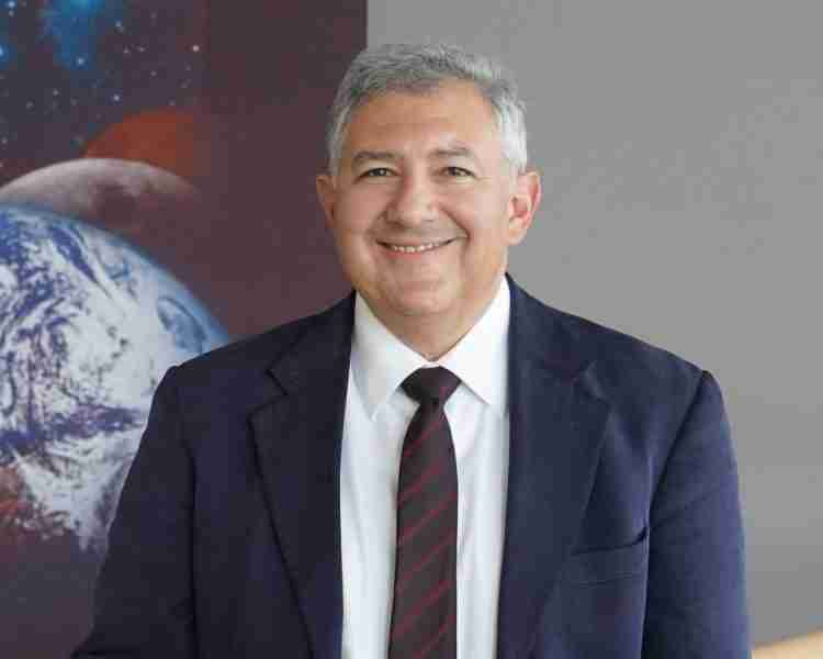 Eli Naffah, Chief, Space Communications and Spectrum Management Office at NASA