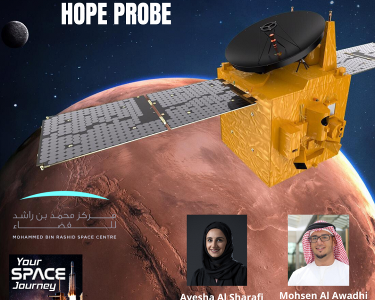 Emirates Mars Mission – Hope Probe to study Martian atmosphere
