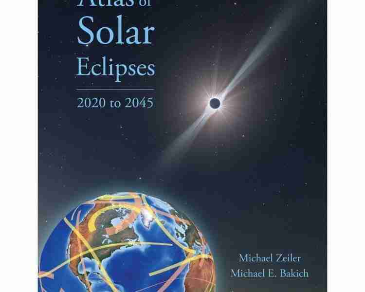 Atlas of Solar Eclipses