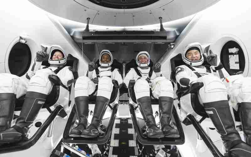 SpaceX Crew-1